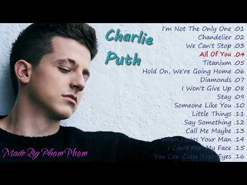 Charlie Puth Full Album 2018