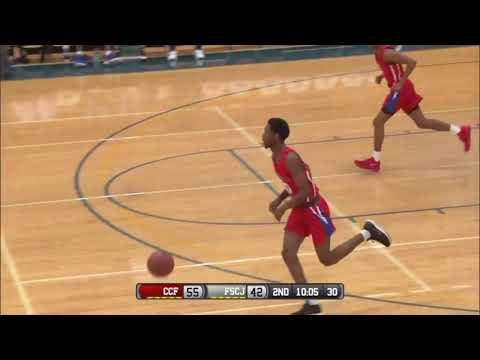 College Of Central Florida Men's Basketball Program- Jeremy Sheppard