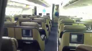Aerolíneas Argentinas / Airbus A340-300X (LV-CSD) / Passenger cabin