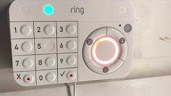 Ring Alarm Wireless Home Security blogger review