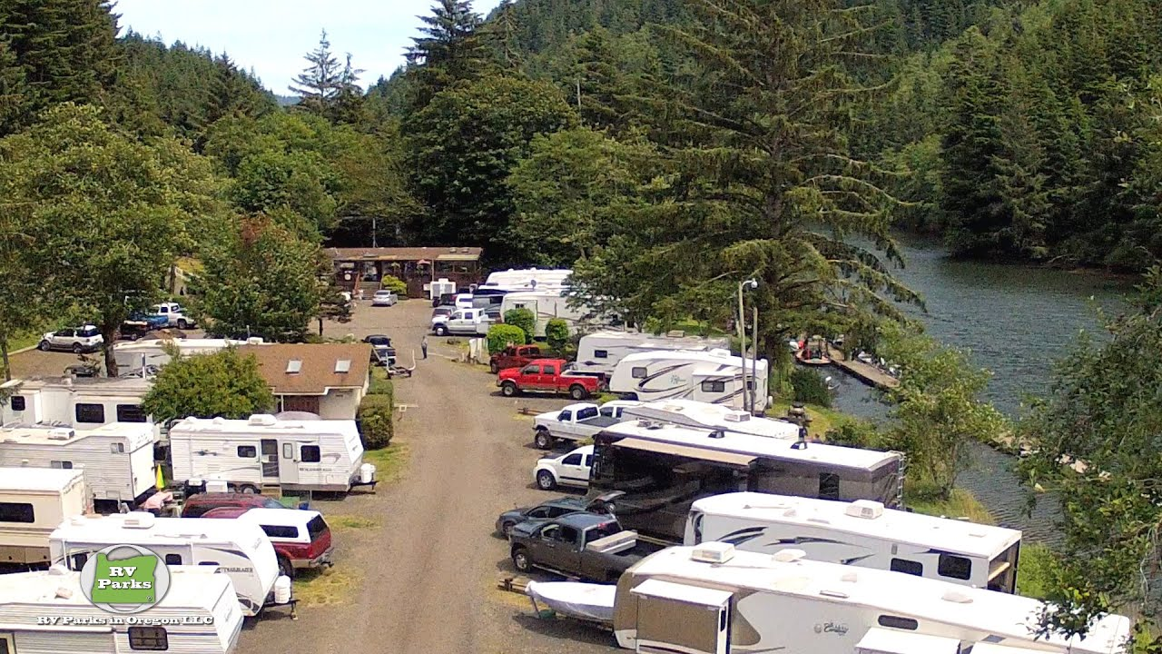 Coyote Rock Rv Resort Amp Marina Youtube