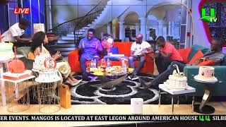 United Showbiz with Nana Ama McBrown as she celebrates her 43rd Birthday on UTV(15/08/2020)