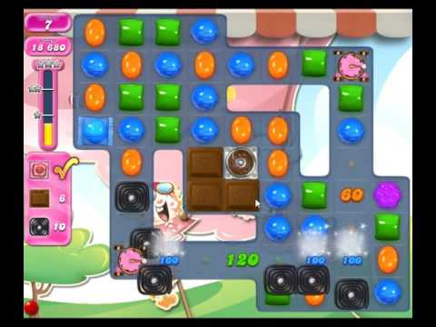 Candy Crush Saga Level 2293 - NO BOOSTERS
