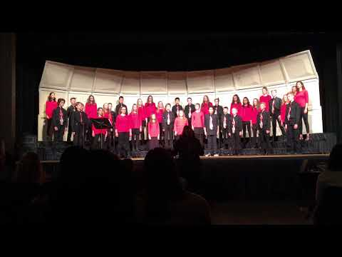"""""""Double Trouble"""" - Athey Creek Middle School - 7th Grade Choir"""