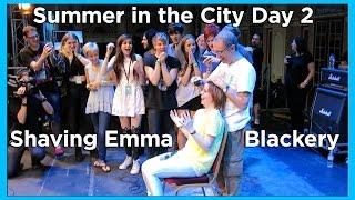 Shaving Emma Blackery | Summer in the City Day 2