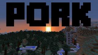 Pork - A Minecraft Rube Goldberg Machine