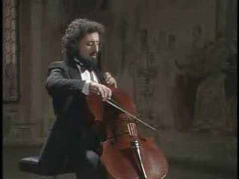 Bach - Cello Suite No.6 v-Gavotte