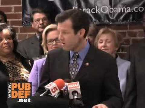 The Carnahans for Barack Obama