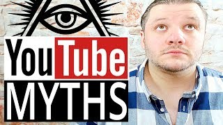 5 YouTube Myths - YouTube Secrets That Stop You Growing On YouTube in 2018? thumbnail