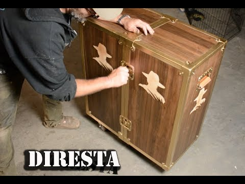 DiResta Road Case /Bar Cart