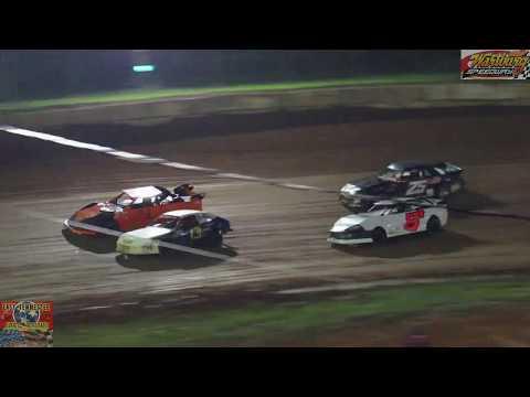 Pony Feature @ Wartburg Speedway (9-3-17)