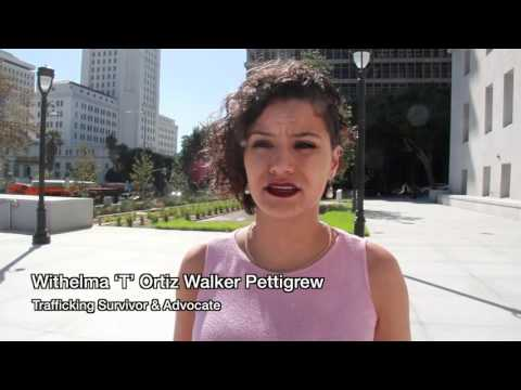 'No Such Thing as a Child Prostitute' Campaign Launches in Los Angeles
