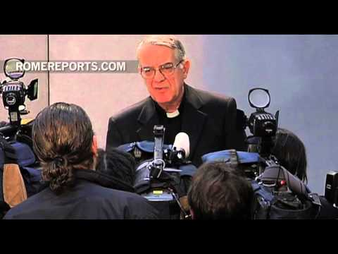 Vatican arrests high ranking monsignor and lay woman over leaked documents