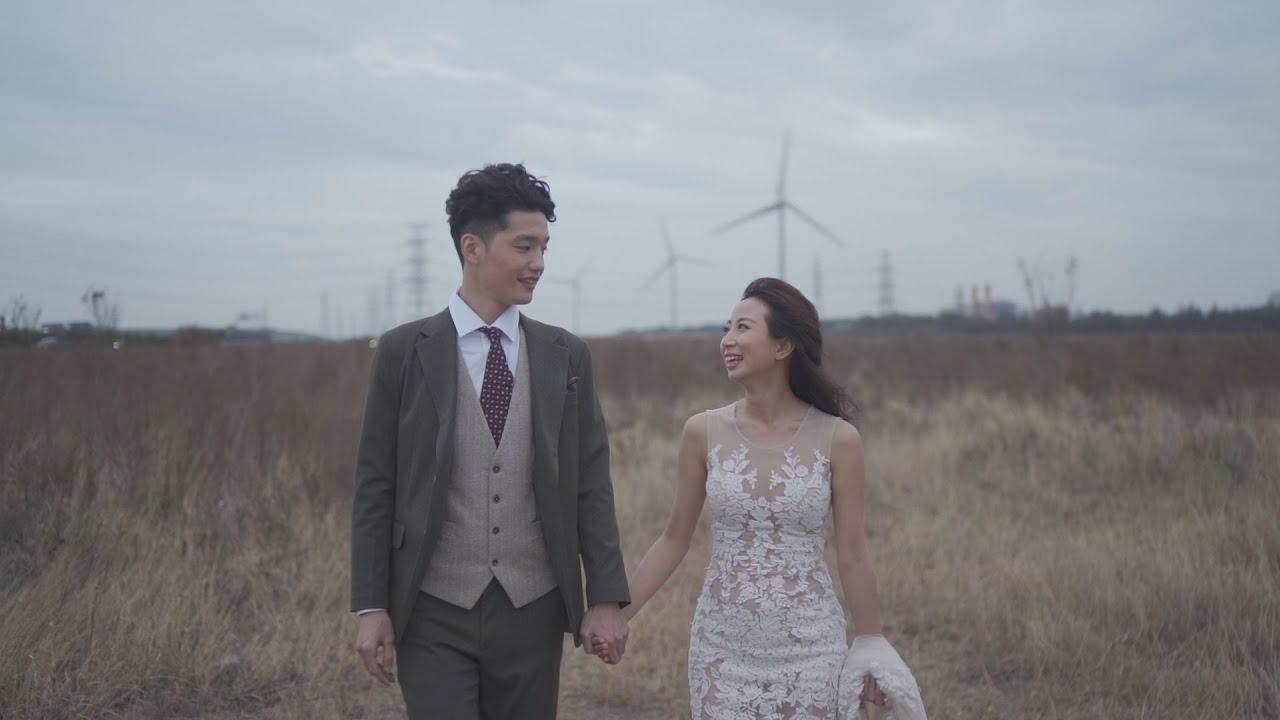 東海大學彰濱婚紗側錄/訪談愛情故事/鈺璇駿凱