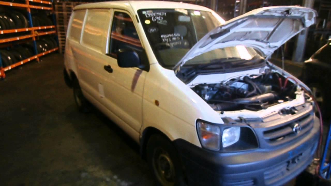 Toyota Townace 2002 1 8 7k Efi Now Dismantling 02 9724