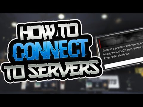 *NEW* NBA 2K17 How to Connect to Servers   100% Working *Must Watch*