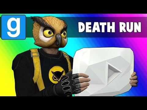 Thumbnail: Gmod Deathrun Funny Moments - Diamond Play Button! (Garry's Mod)