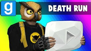 Gmod  Deathrun Funny Moments - Diamond Play Button! (Garry\'s Mod)