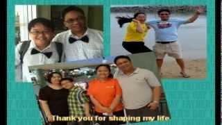 Video Thank you for being my Dad (Music by Jon Barker) download MP3, 3GP, MP4, WEBM, AVI, FLV Juli 2018