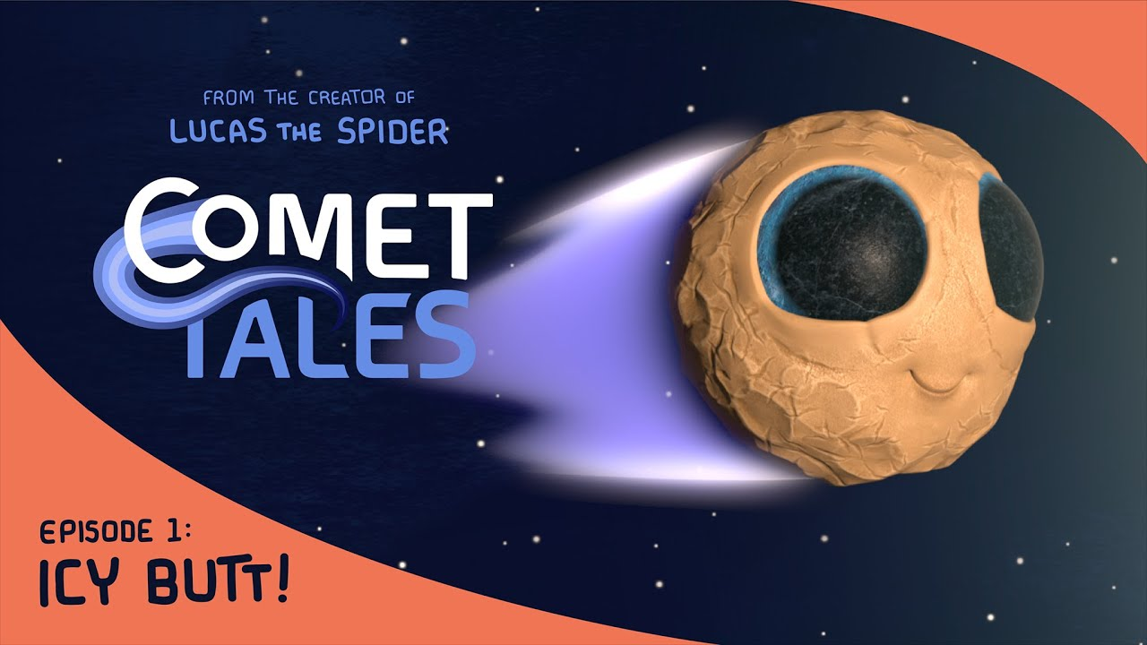 Comet Tales: From the creator of Lucas the Spider