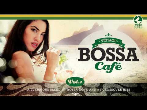 Miss You - The Rolling Stones´s song - Vintage Bossa Café Vol.1 - Disc 3 - New 2016