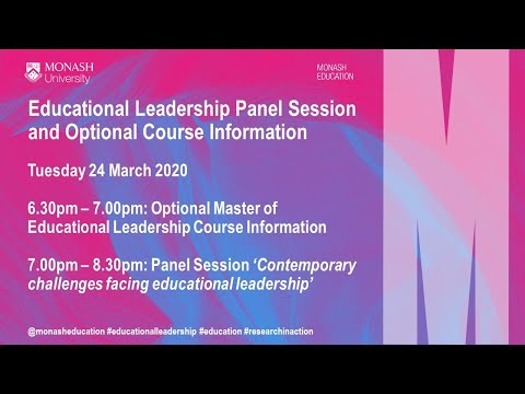 Contemporary Challenges Facing Educational Leadership 2020