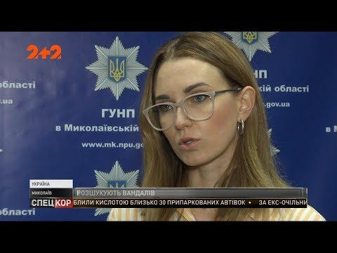 На Миколаївщині розшукують вандалів, які осквернили пам'ятник жертвам Голокосту
