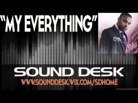 Todd Dulaney - My Everything (The Oh Song) INSTRUMENTAL FREE TRACK!