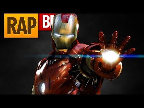 Rap do Homem de Ferro (Tauz) | Base Instrumental