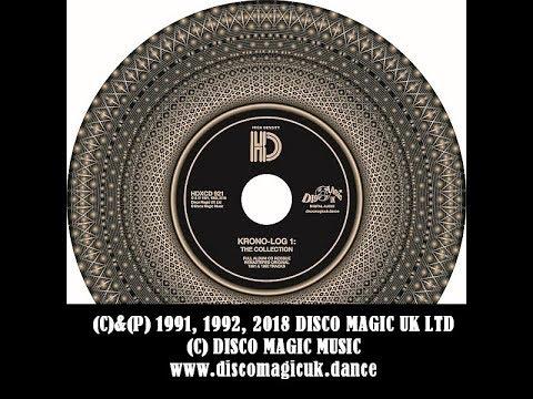 HIGH DENSITY RECORDS - DISCO MAGIC UK - KRONO-LOG 1