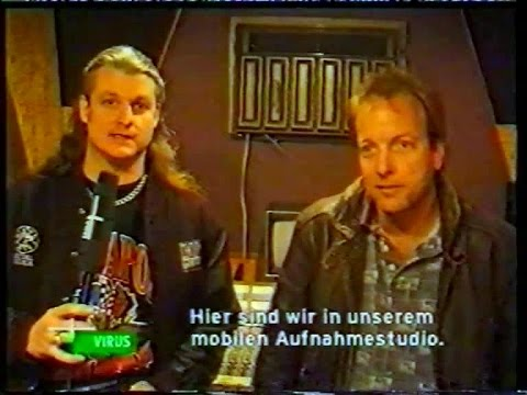Iced Earth - Athens 23. & 24.01.1999 TV-Report (Live & Interview)