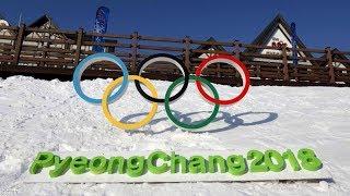 مصر العربية   إنطلاق دورة الألعاب الأولمبية الشتوية بيونغ تشانغ