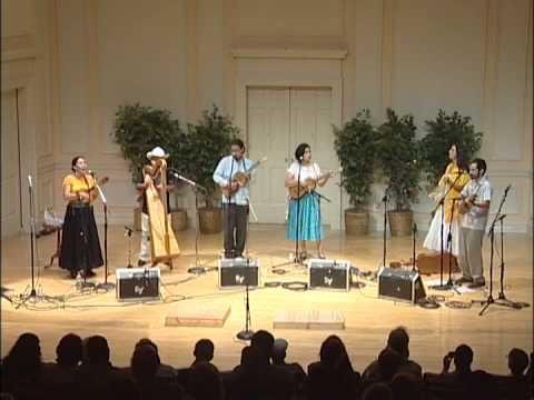 Son Jarocho Master Musicians: César Castro, Artemio Posadas & Luis Sarimientos