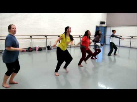 Aila re Aila dance by nippa