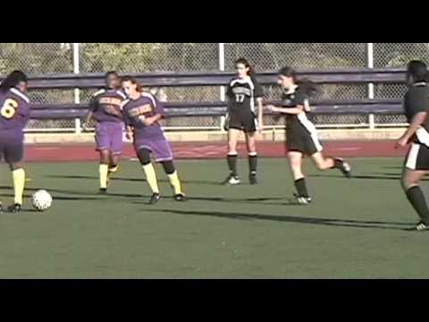Baruch HS Blue Devils Soccer 10/19/10 vs. South Bronx