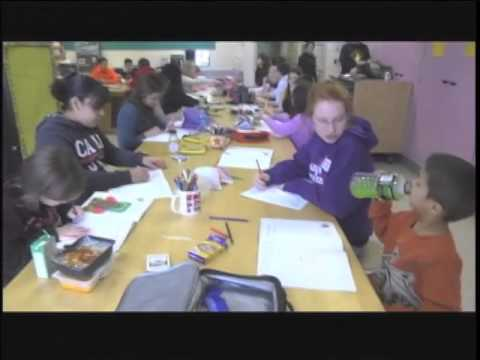 Tanana Middle School's Tanana-Ladd Buddy Program