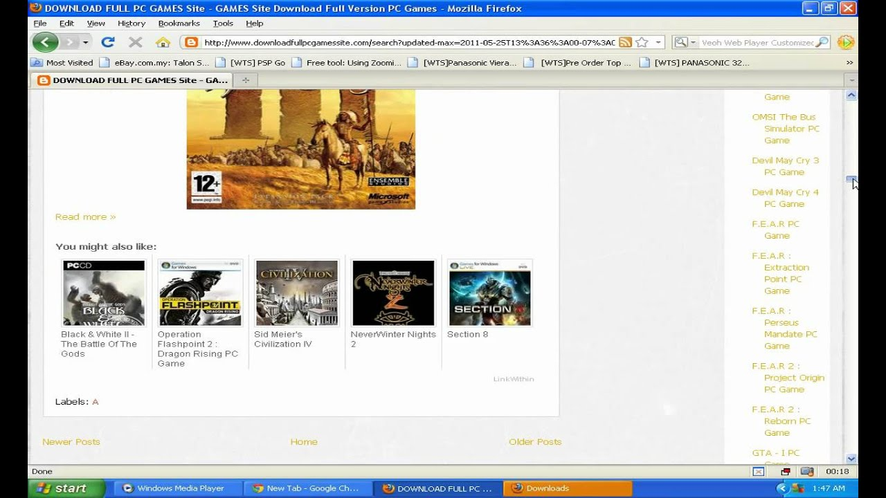 Age Of Empires 2 Game Download Full Version Free For Pc ...