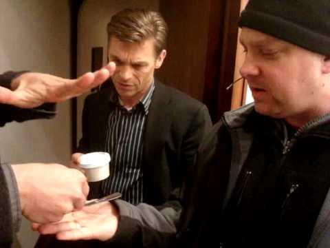 Colin Cunningham Fork Bending Magic