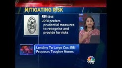 Large Loans = Tougher Rules: RBI