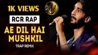 Download A Diil Hain Muskil RCR The Rap Star new Rap