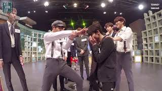 [VIETSUB] UP10TION - ASC Punch King Game