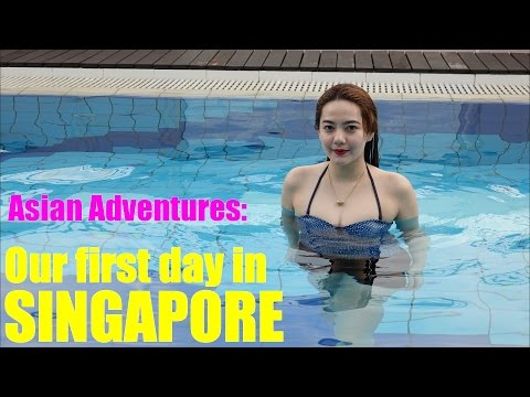 Travel to South East Asia: Our trip to Singapore. Hotel, Food Trip, Swimming, etc...