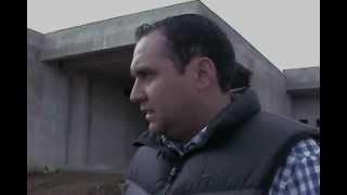 ARMANDO SANCHEZ INFORMA DEL  REINICIO DE  LA CONSTRUCCIÓN DEL HOSPITAL DE ZACAPOAXTLA