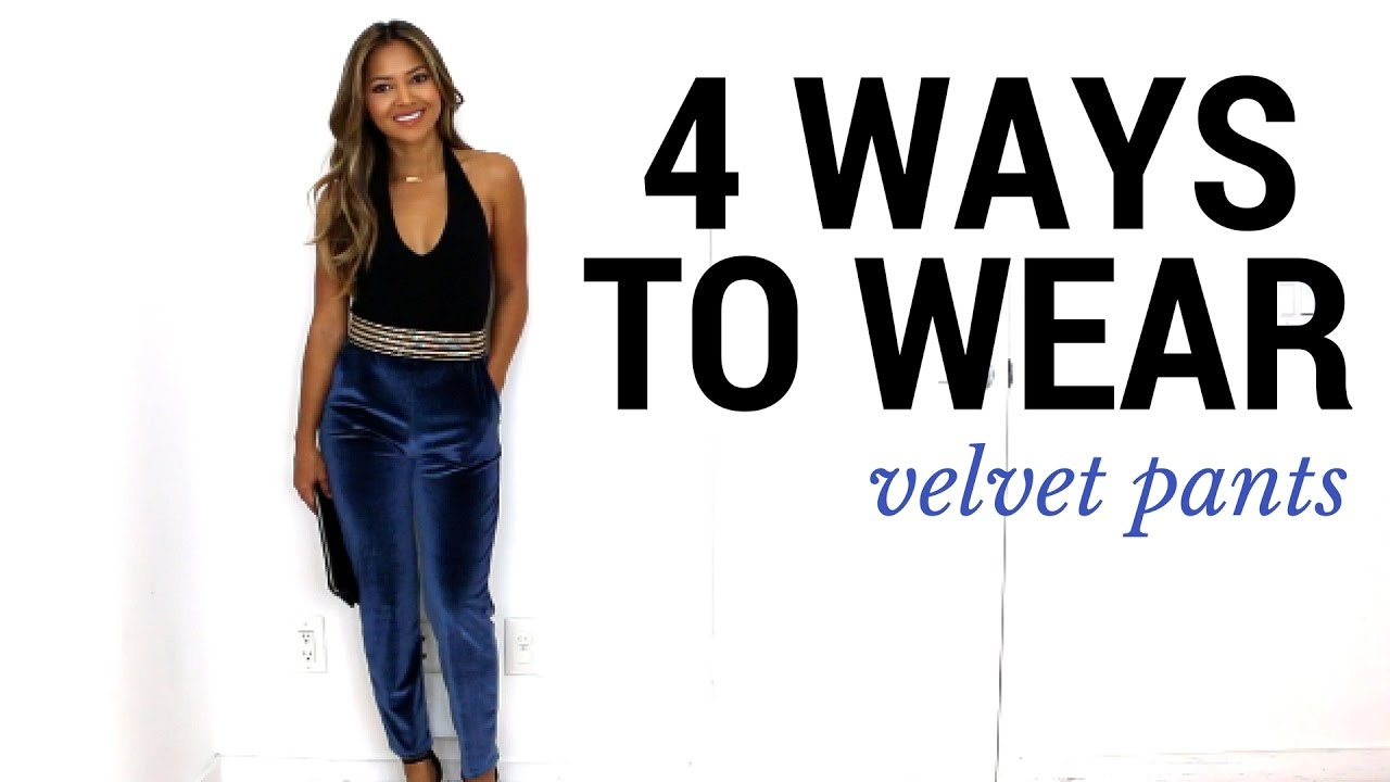 Discussion on this topic: Velvet Outfit ideas-20 Ways to Wear Velvet , velvet-outfit-ideas-20-ways-to-wear-velvet/