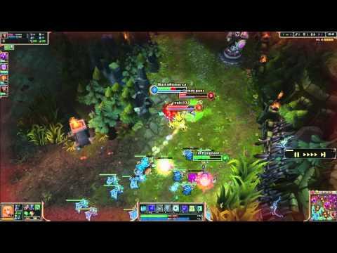 видео: league of legends - Тутор от мамы nomercy [ep1]