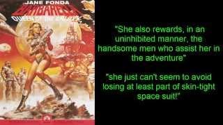 BBS Episode 13:  Barbarella Queen of the Galaxy