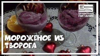Мороженое из творога - ПП РЕЦЕПТЫ: pp-prozozh.ru
