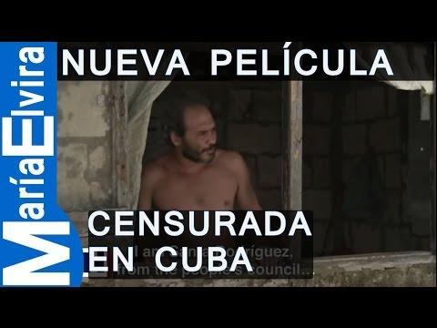 NUEVA PELÍCULA CUBANA CENSURADA - SANTA Y ADRÉS