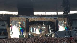 Rolling Stones - You Got Me Rocking - Paris - 13-06-2014 - Stade De France