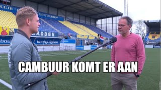 Cambuur: 'Wij spelen volgend jaar Eredivisie'